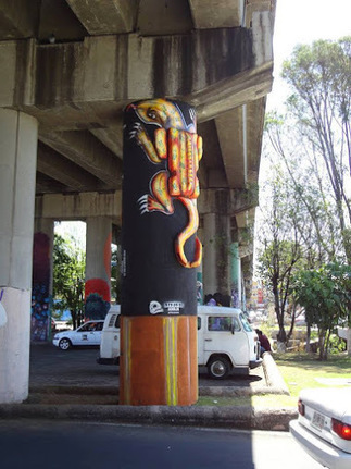 Street art in Morelia, Michoacán, Mexico | World of Street & Outdoor Arts | Scoop.it