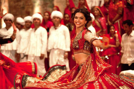 First Look of Deepika in Ram Leela | nthwall | Scoop.it