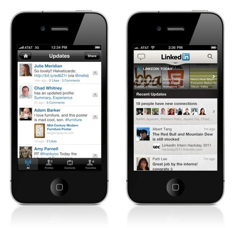 Simplifying LinkedIn's Mobile Experience   LinkedIn Marketing Strategy   Scoop.it
