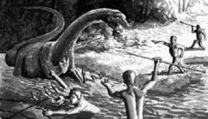 Bassin du Congo : le Mokélé-Mbembé, cousin africain du monstre du loch Ness ?   Les lieux de légendes, d'hier et d'aujourd'hui   Scoop.it