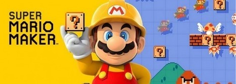Gamasutra: Josh Bycer's Blog - Lessons of Game Design learned from Super Mario Maker | Film, Games and Media  Literacy | Scoop.it