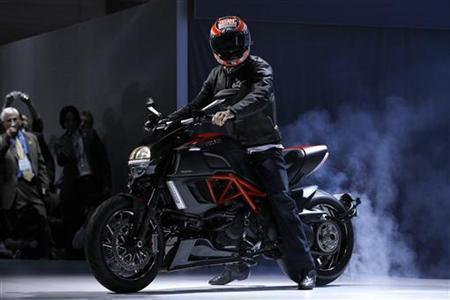 Daimler also interested in Italy's Ducati: report | Reuters | Ductalk Ducati News | Scoop.it