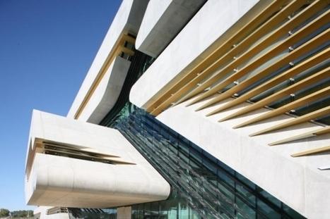 Pierresvives, projet gargantuesque de l'Hérault pour la lecture publique   Architecture des bibliothèques   Scoop.it
