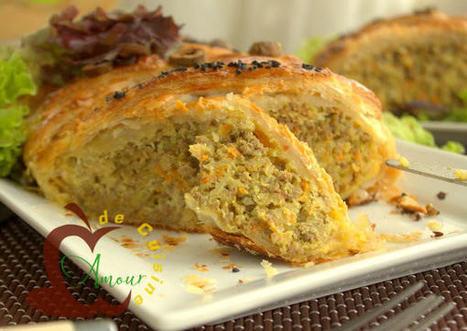 tajine warka, ou tajine tunisien en pate feuilletee | Cuisine Algerienne, cuisine marocaine, cuisine tunisienne, cuisine indienne | Scoop.it