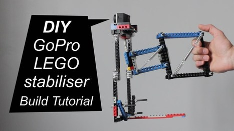 Build your own DIY GoPro stabiliser out of LEGO - DIY Photography | Heron | Scoop.it