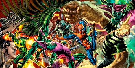 Spider-Man's Sinister Six Movie Is Moving Forward, Here's The Evidence - Cinema Blend | Comic Book Trends | Scoop.it