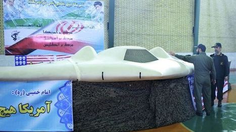 Iran's 'drone clone' latest in long line of fakes, experts say | Gov&Law-Margaret Silhasek | Scoop.it
