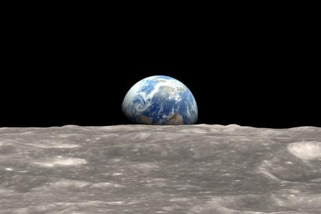 Earthrise Revisited : Image of the Day | Géographie : les dernières nouvelles de la toile. | Scoop.it