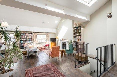Flat let in Nottingham Place, Marylebone, London, W1 | Sandfords | Regents Park Property | Scoop.it