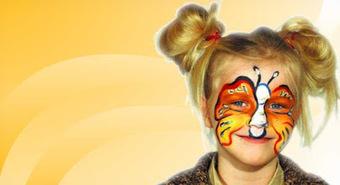 Carnaval : apprenez à maquiller une masque !   FLE enfants   Scoop.it