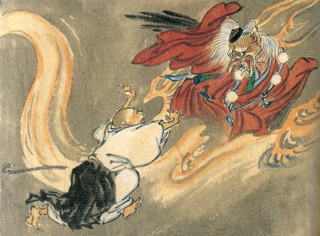 Estas son algunas increíbles criaturas de la mitología japonesa - Sopitas.com (blog)   Mitologias del Mundo Antiguo   Scoop.it
