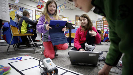 Technology reshapes education, 'making thinking visible' | immersive media | Scoop.it