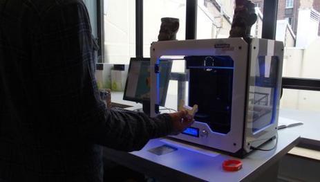 Aulnay, Bientôt un «Fab-lab» équipé d'une imprimante 3D | Fab-Lab | Scoop.it
