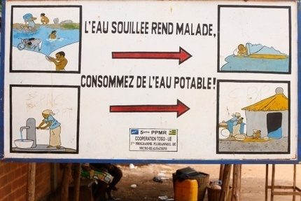 La problématique de l'eau potable à Sokodé au Togo - RFI | A l'eau, quoi ?! | Scoop.it