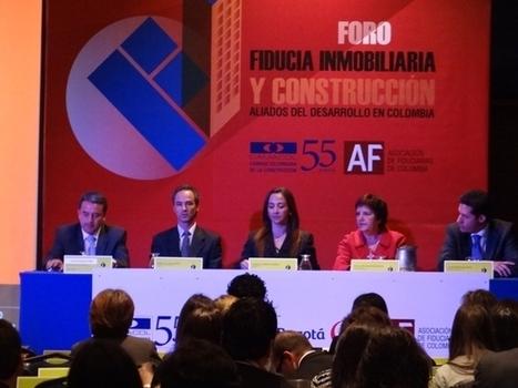 Fiducia inmobiliaria y construcción: aliados del desarrollo en Colombia   Camacol   INMOBILIACOL   Scoop.it