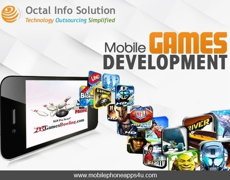 Experience the thrill with splendid mobile gaming | Mobile App Development - Iphone, Android, Windows & Hybrid Mobile Apps | Scoop.it