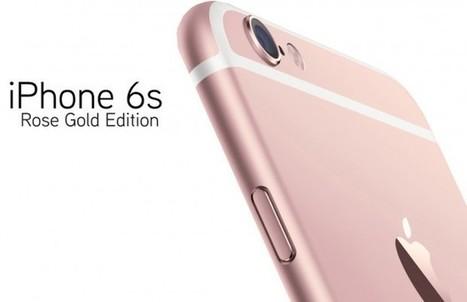 Apple reveals the iPhone 6S   Tech News   Scoop.it