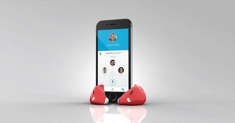 Pilot earbuds are like a real life, language-translating babel fish | Learning is always creative | Scoop.it