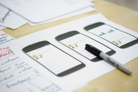 Three stages of making wireframes | User Experience | Scoop.it