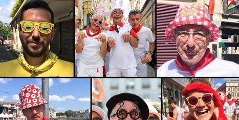 Les Fêtes de Bayonne 2016 en images : de vraies gueules de festayres ! | BABinfo Pays Basque | Scoop.it