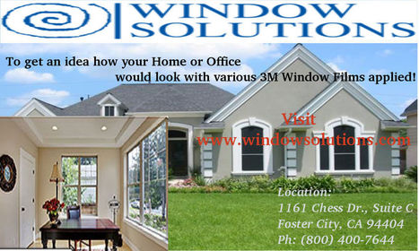 Visit @... | Window Tint San Jose | Scoop.it