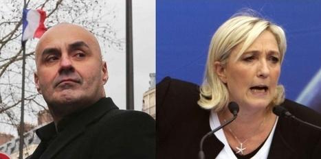 """Marine Le Pen n'a-t-elle vraiment """"aucun rapport"""" avec les JNR ?   Regards écologistes sur l'extrême-droite   Scoop.it"""