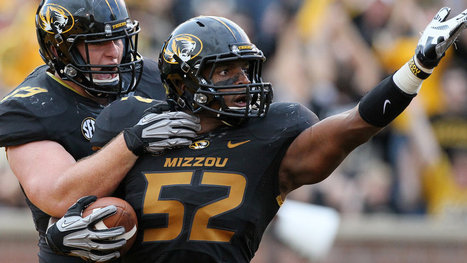N.F.L. Prospect Michael Sam Proudly Says What Teammates Knew: He's Gay | Coffee Party Equality | Scoop.it