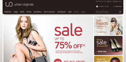 The 20 Best E-Commerce Website Designs Inspire | Design Revolution | Scoop.it