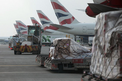 IAG Cargo's fresh food air freight sees 'biggest year ever'   Global Logistics Trends and News   Scoop.it