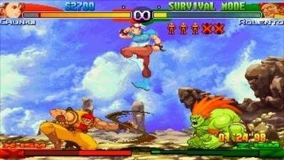 Street Fighter Alpha 3 MAX   Psp Games   NBA 2K15 APK   Scoop.it