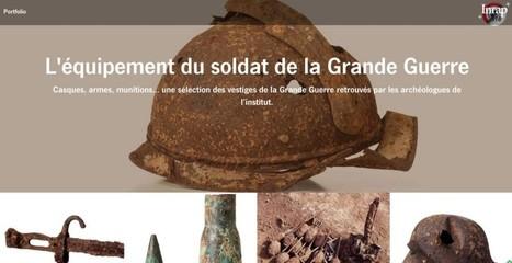 Inrap. Ressource incontournable sur l'archéologie | Les outils du Web 2.0 | Scoop.it