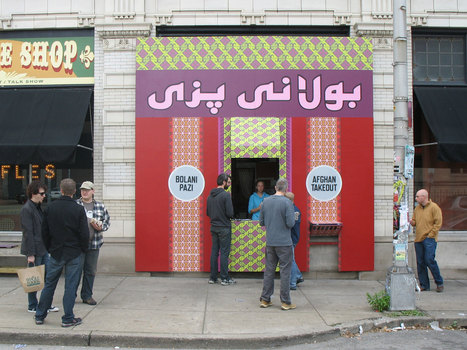 Conflict Kitchen » Conflict Kitchen is a take-out restaurant that only serves cuisine from countries with which the United States is in conflict. | arts and conflict | Scoop.it