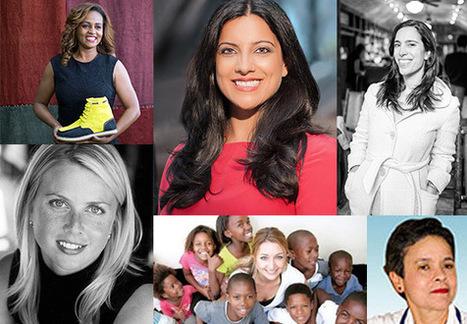 Rebel Female Entrepreneurs Changing Their Industries | General information for women | Scoop.it