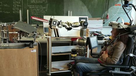 L'Homme-machine   Transhumanisme et les technologies NBIC   Scoop.it