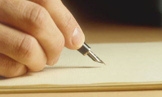 Why creative writing is better with a pen | Teaching Creative Writing | Scoop.it