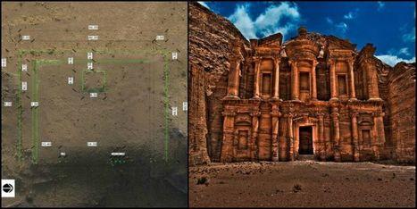 Découverte d'une structure antique à Petra en Jordanie   Routes culturelles et itinéraires en Méditerranée   Scoop.it