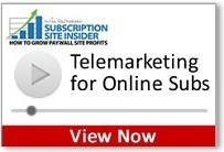 When to include Telemarketing in customer retention & renewal efforts | Marketing Automation & Lifecycle | Scoop.it