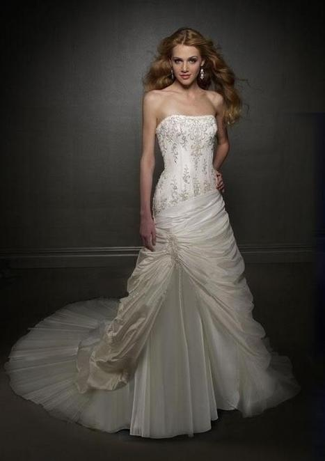 LUXURY WEDDING GOWNS | Wedding Dresses | Luxurious Wedding Must Have | Scoop.it