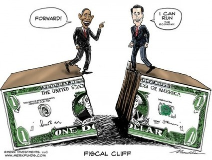 Beyond the Fiscal Cliff: the Dollar At Risk? | Axel G Merk | FINANCIAL SENSE | Actuarial Science in Sports | Scoop.it