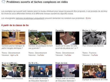 Dans Meyer : les problèmes mathématiques en video | Mathématiques pour les profs | Scoop.it