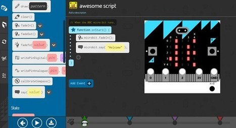 MicroBit | UKEdChat - Supporting the Education Community | New Web 2.0 tools for education | Scoop.it