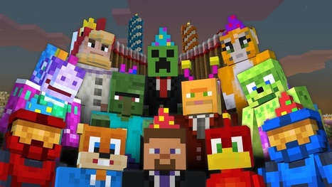 Minecraft Modding Available to Mobile and Windows 10 Edition Users - WinBuzzer | Learning on the Digital Frontier | Scoop.it