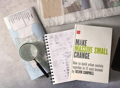 The MASSIVE SMALL Compendium: Build a better urban society | Urban Metabolism and Flows | Scoop.it