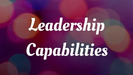 Leadership Effectiveness for Senior Managers   Leadership and Management Development in Business   Scoop.it