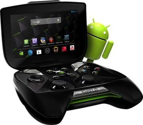 SHIELD™ la console de jeux sous Android by NVIDIA® | Actualité des Tablettes Android™ | Scoop.it
