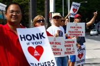 New Era of Labor: Hawaii's Powerful Teachers Union's Multi-Front War - TIME | Labor and Employee Relations | Scoop.it