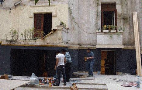 Les murs de l'indépendance artistique   Égypt-actus   Scoop.it