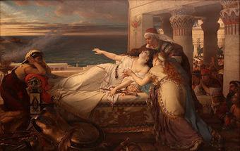 Creúsa y Dido: prototipos de mujer en la Eneida de Virgilio | LVDVS CHIRONIS 3.0 | Scoop.it