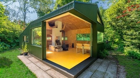 Thoreau's Cabin is at one with nature   Real Estate Plus+ Daily News   Scoop.it
