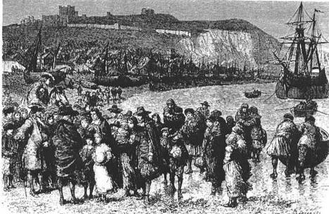 WORLD ANCESTORS: arrivée des huguenots français | GenealoNet | Scoop.it